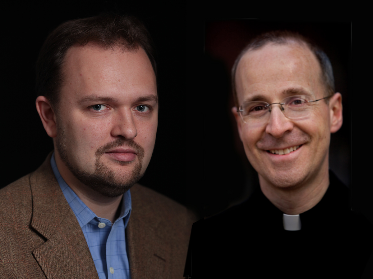 James Martin And Ross Douthat On Pope Francis, The Synod And The Demands Of  Law And Mercy: An Online Conversation