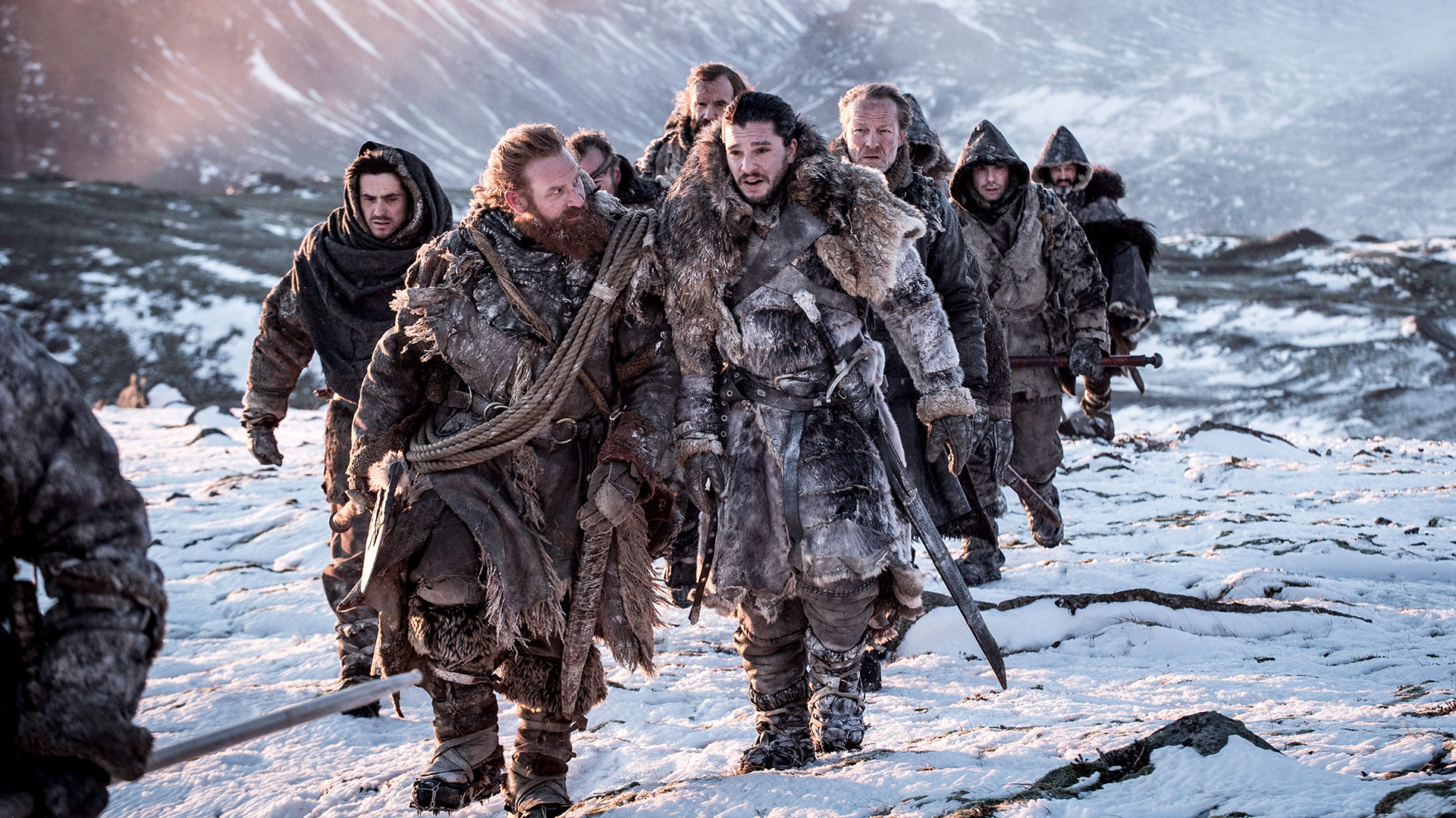 This Game of Thrones Finale Scene Was Impacted by Trump's Election