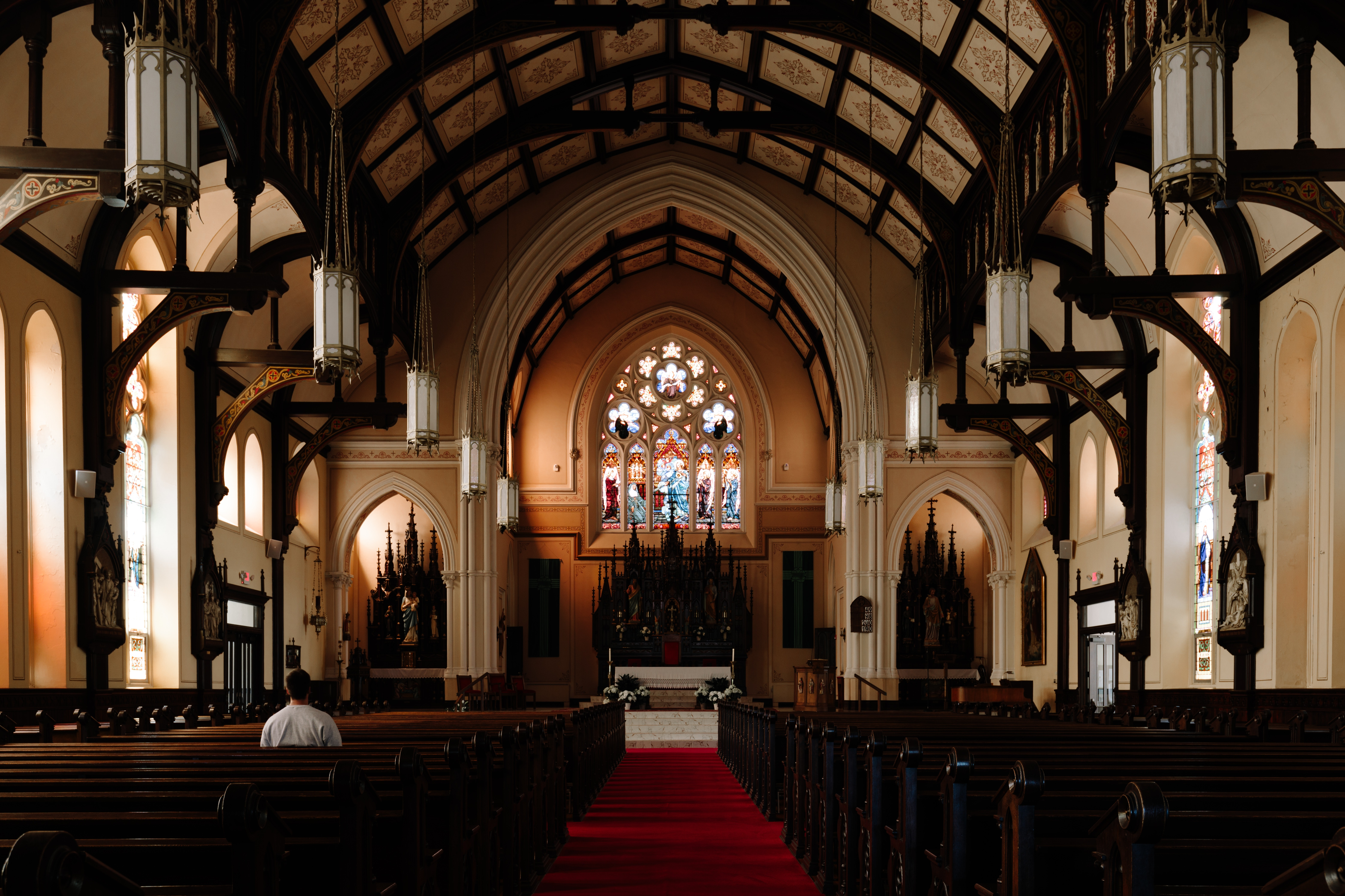 How do we restore trust in our church after the sex abuse crisis