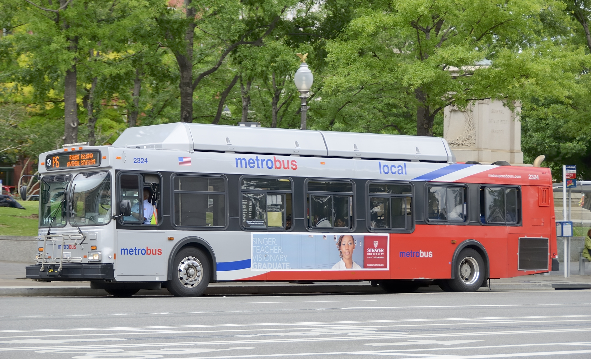 Catholic Church Sues DC Transit System for Rejecting Its Christmas Ad