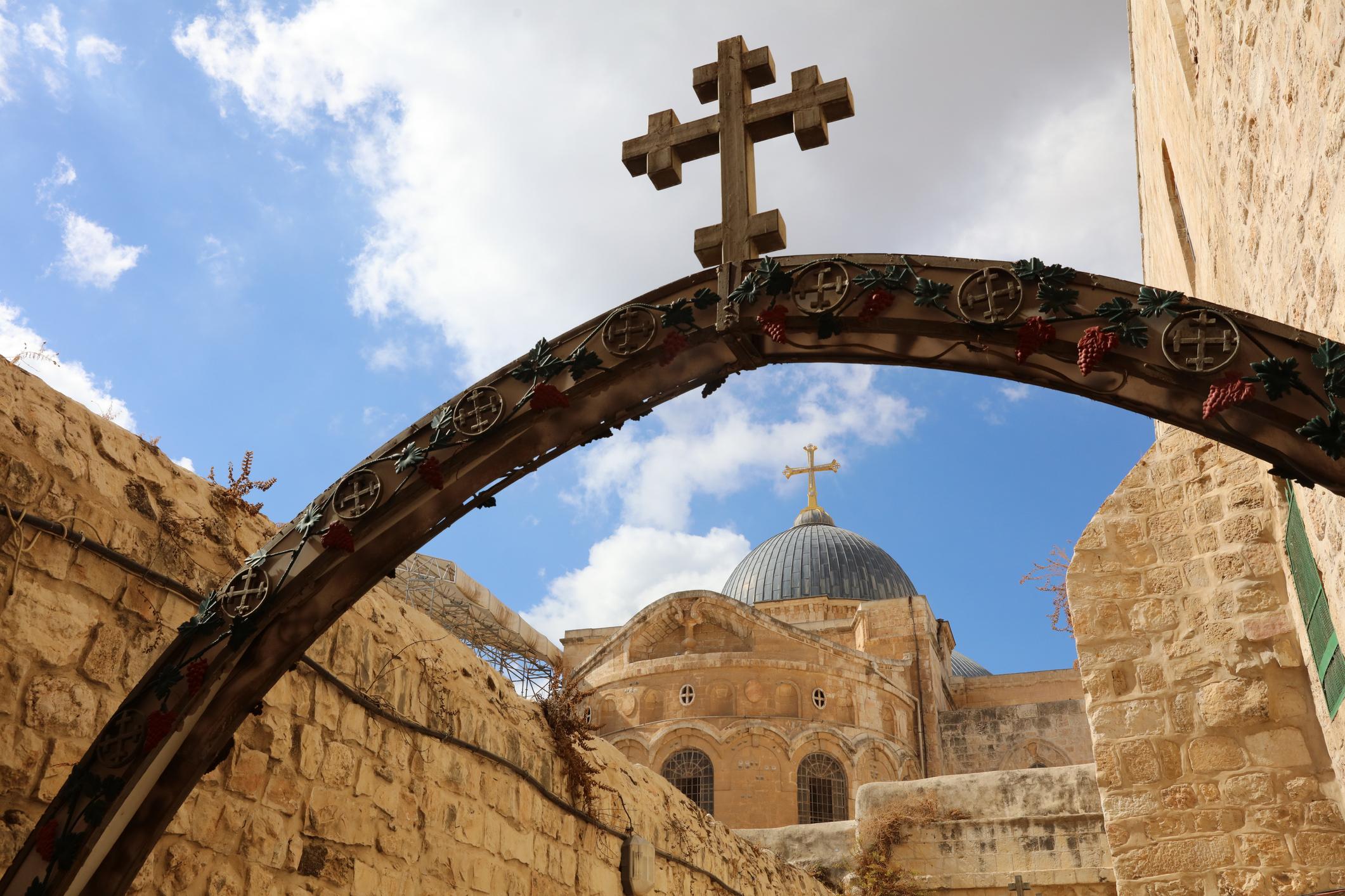 A journey through the Holy Land with Catholic novelist Ron