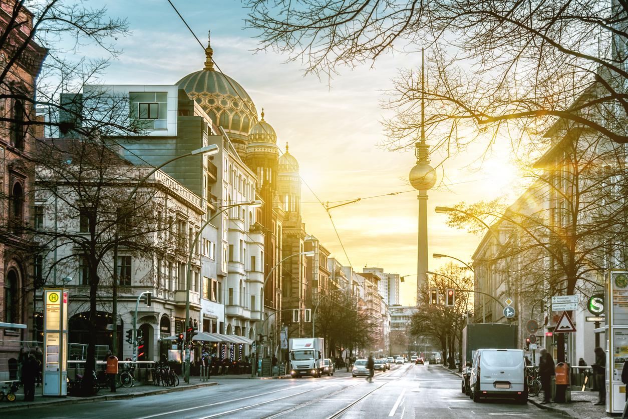 Secret Of Berlin
