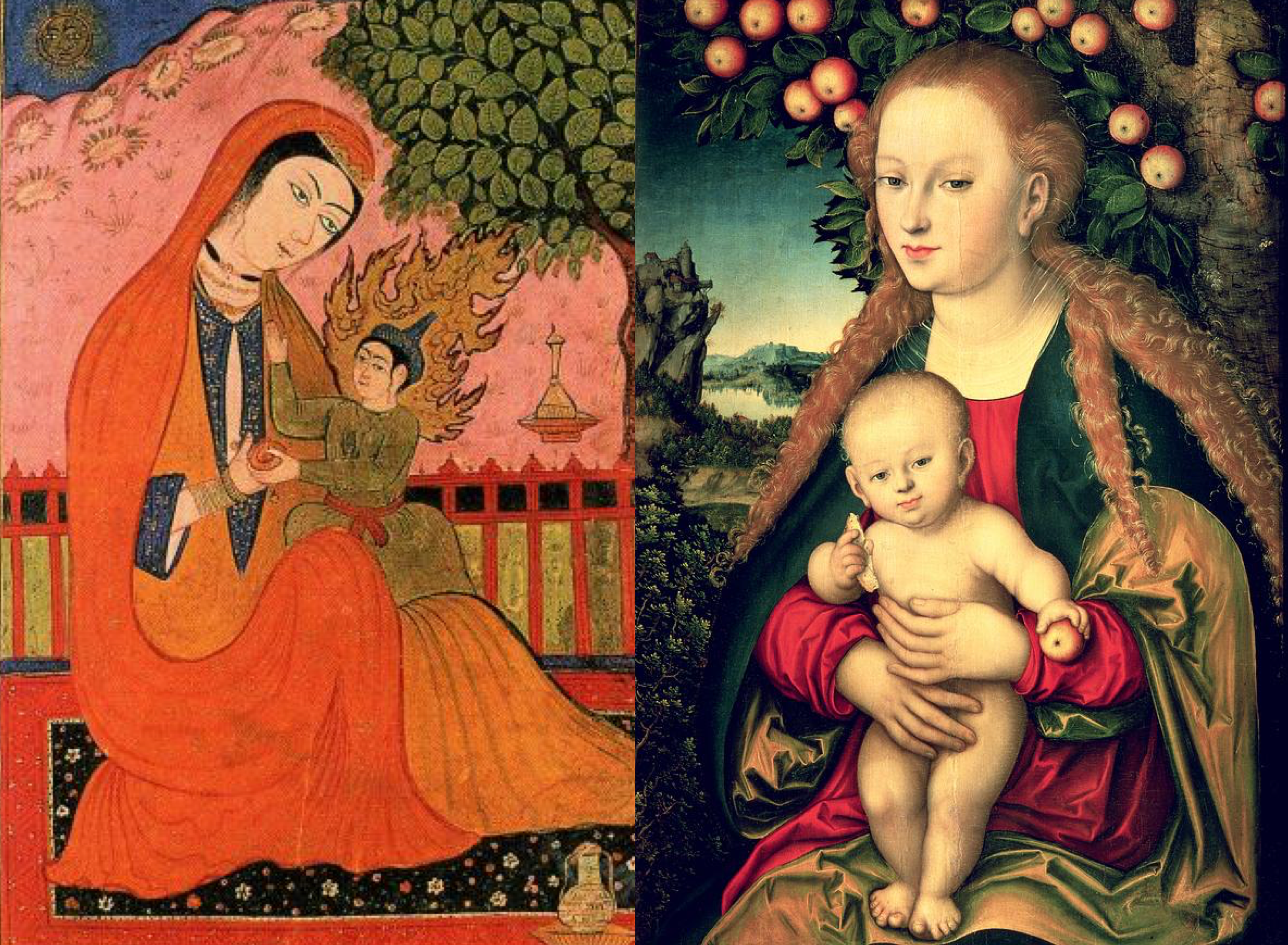 Angel From Holly's World what islam really teaches about the virgin mary | america