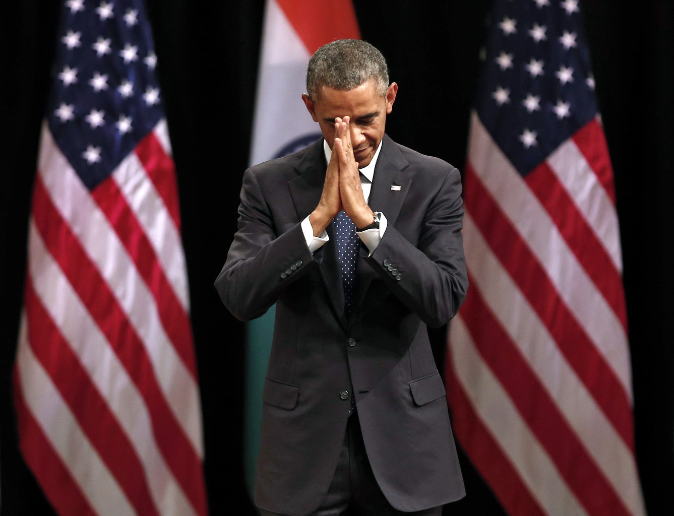 Indian Church Leader Welcomes Obama Remarks On Religious Freedom