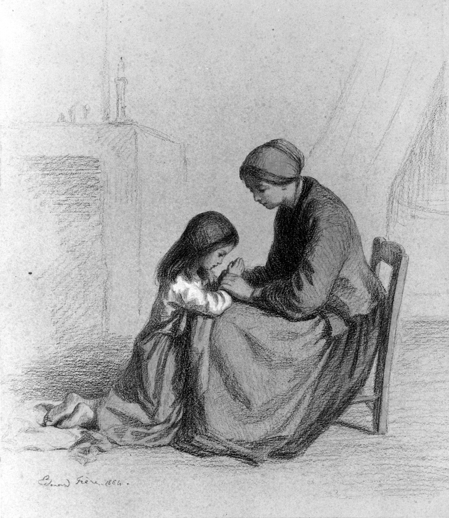 pierre-edouard_frere_-_child_praying_at_mothers_knee_-_walters_371330.jpg?profile=RESIZE_584x