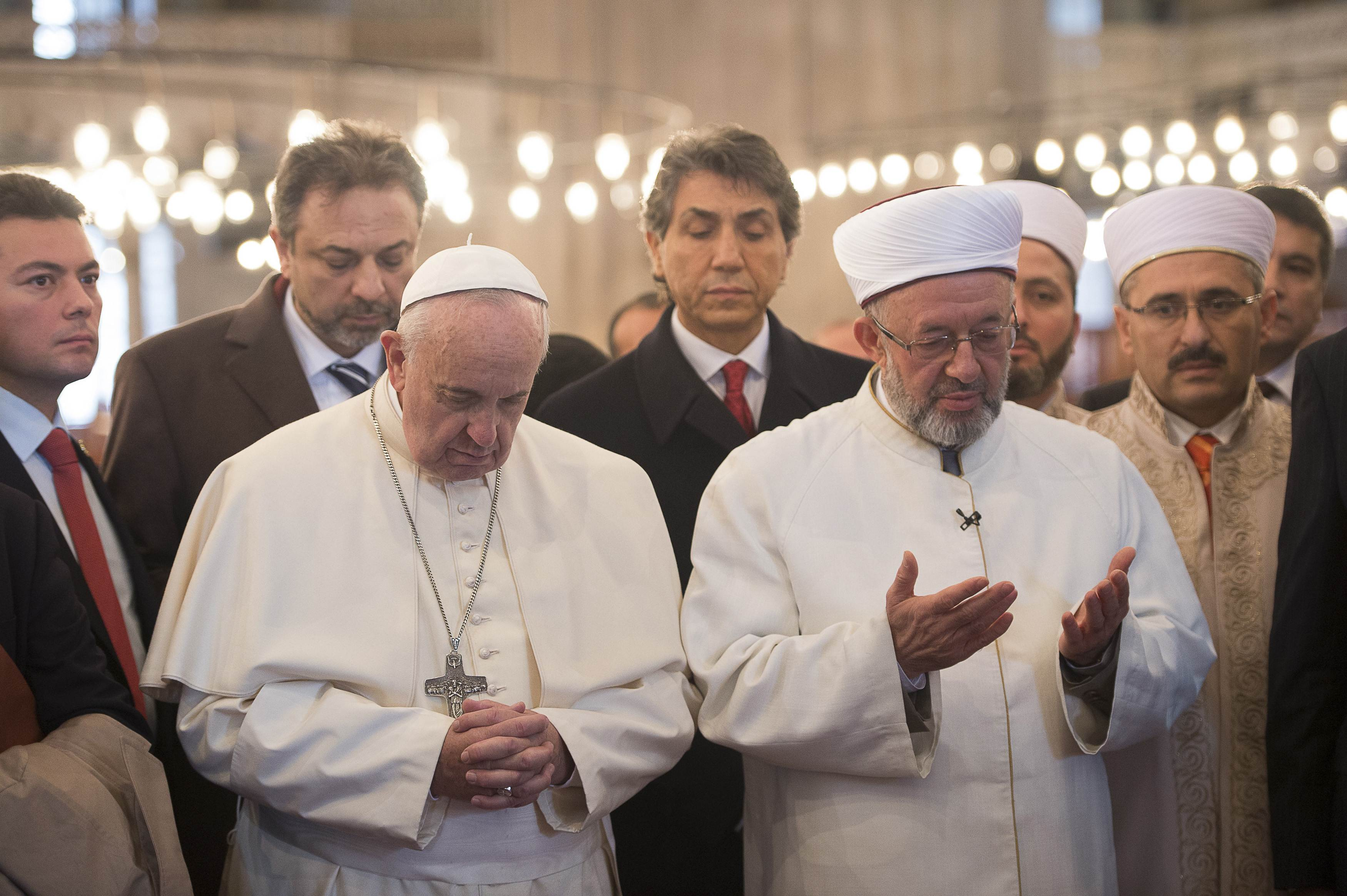 In Turkey Pope Francis Got A Look At Christianity On The Margins