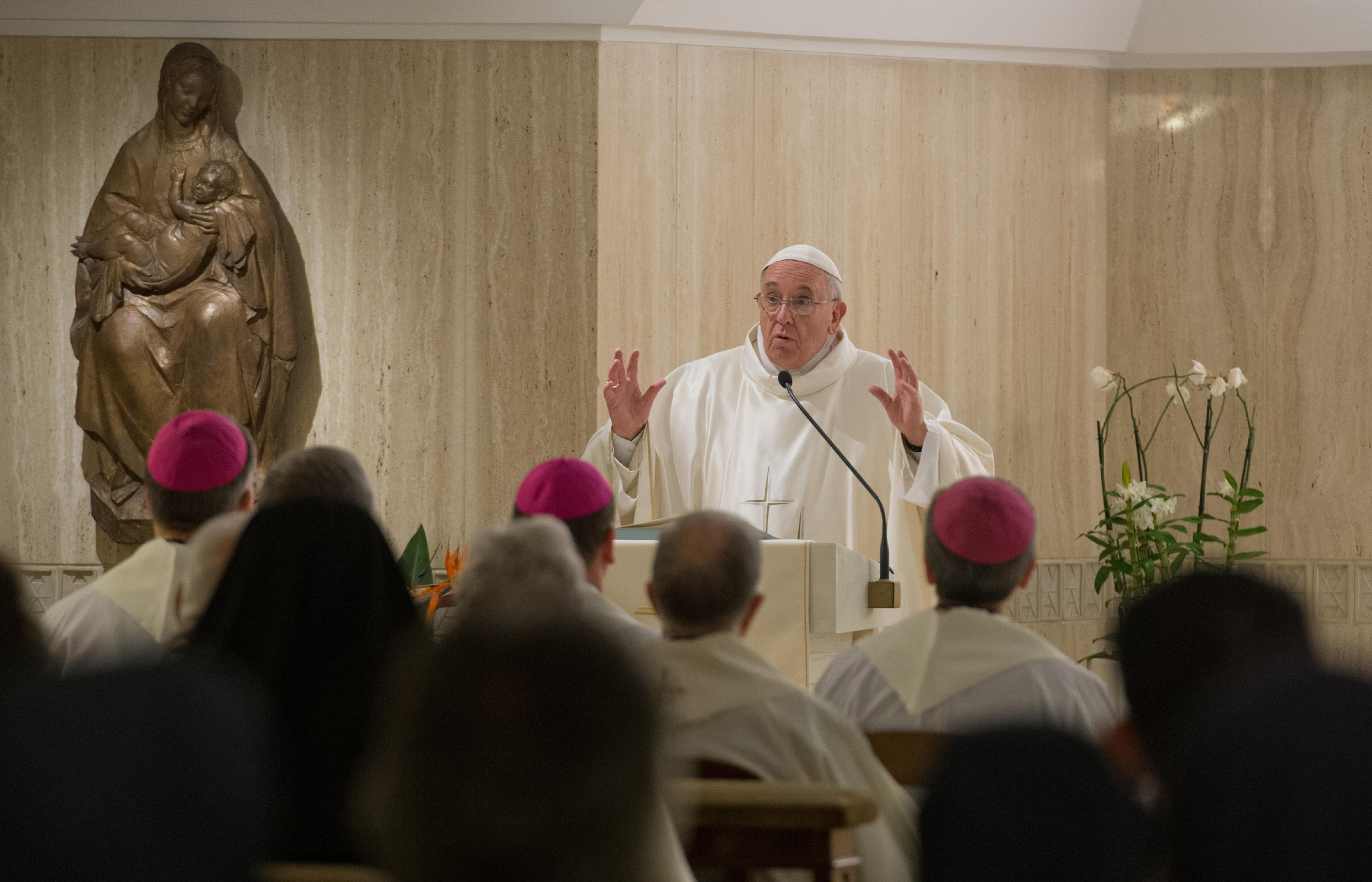 Pope Francis Jesus is the door path and voice to heed  sc 1 st  America Magazine & Pope Francis: Jesus is the door path and voice to heed | America ...