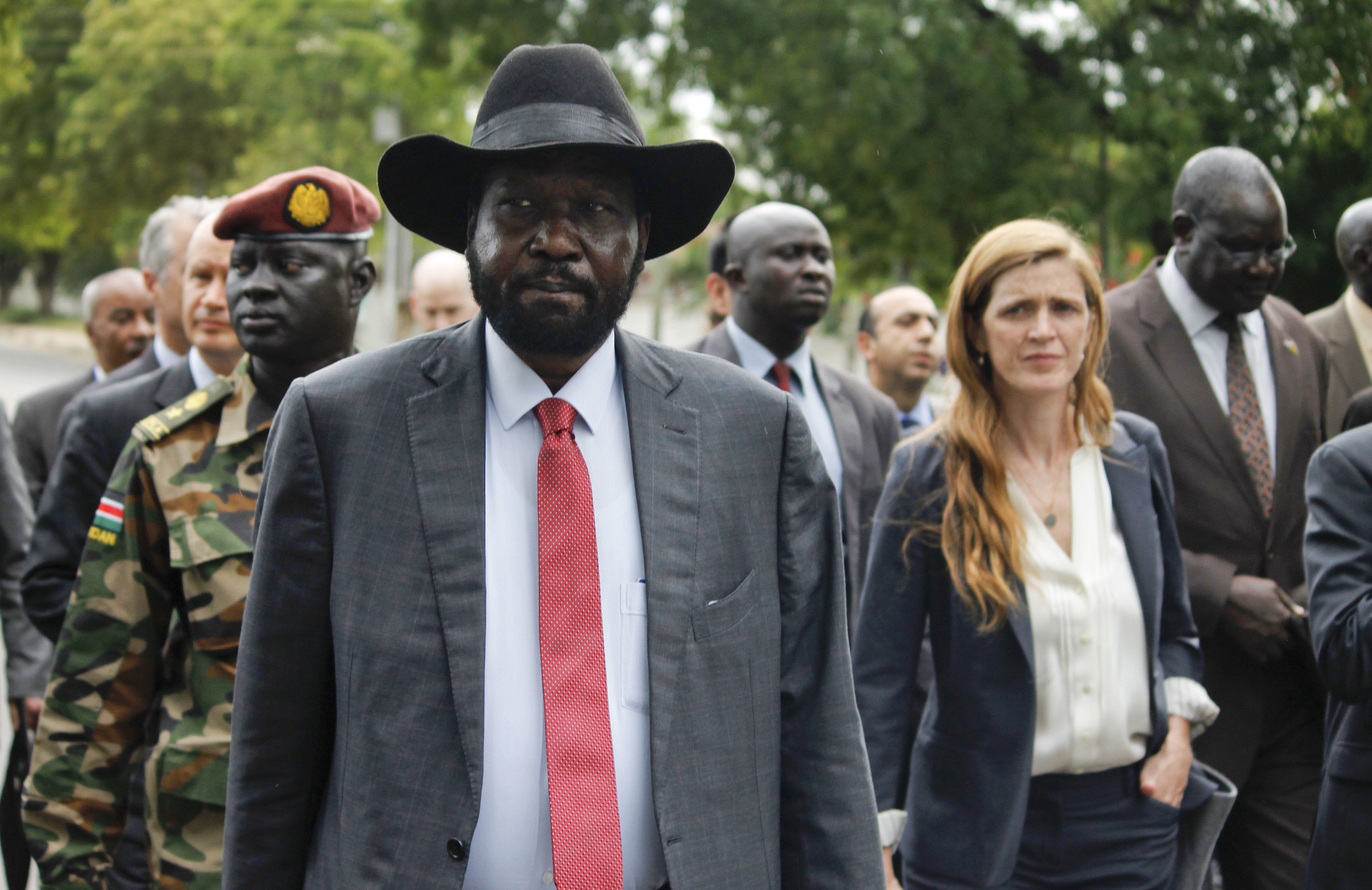 South Sudanese activists face intimidation for meeting ...
