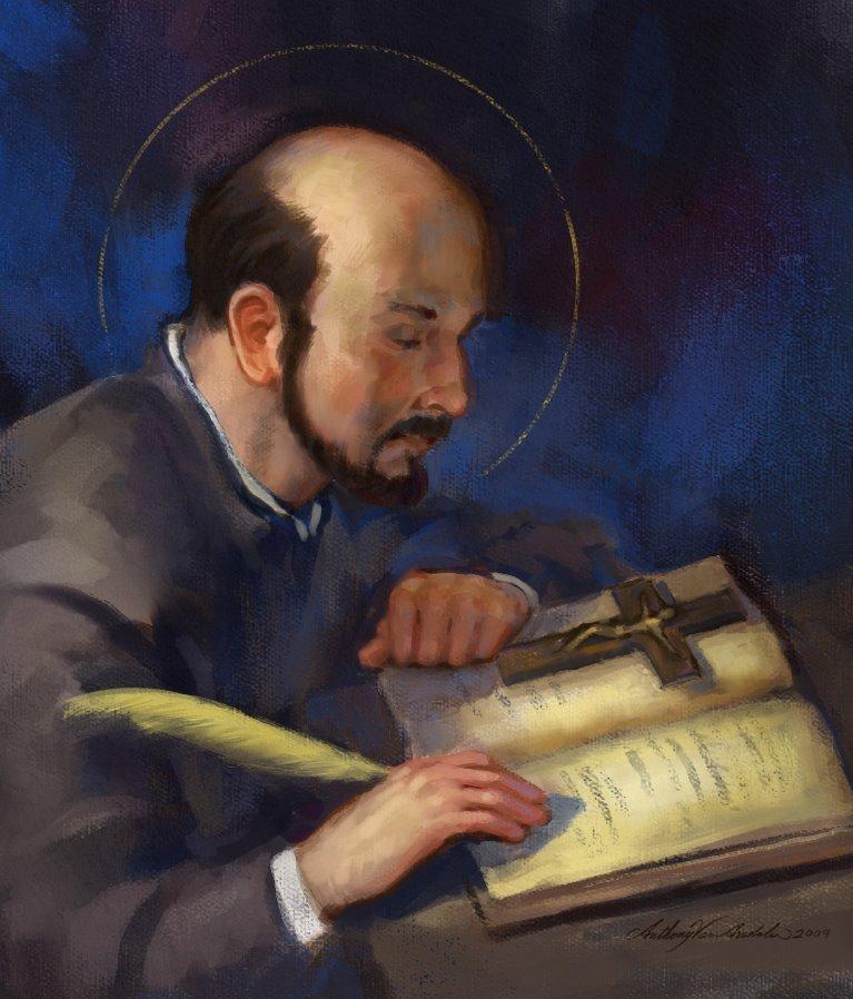 St Ignatius S Letters