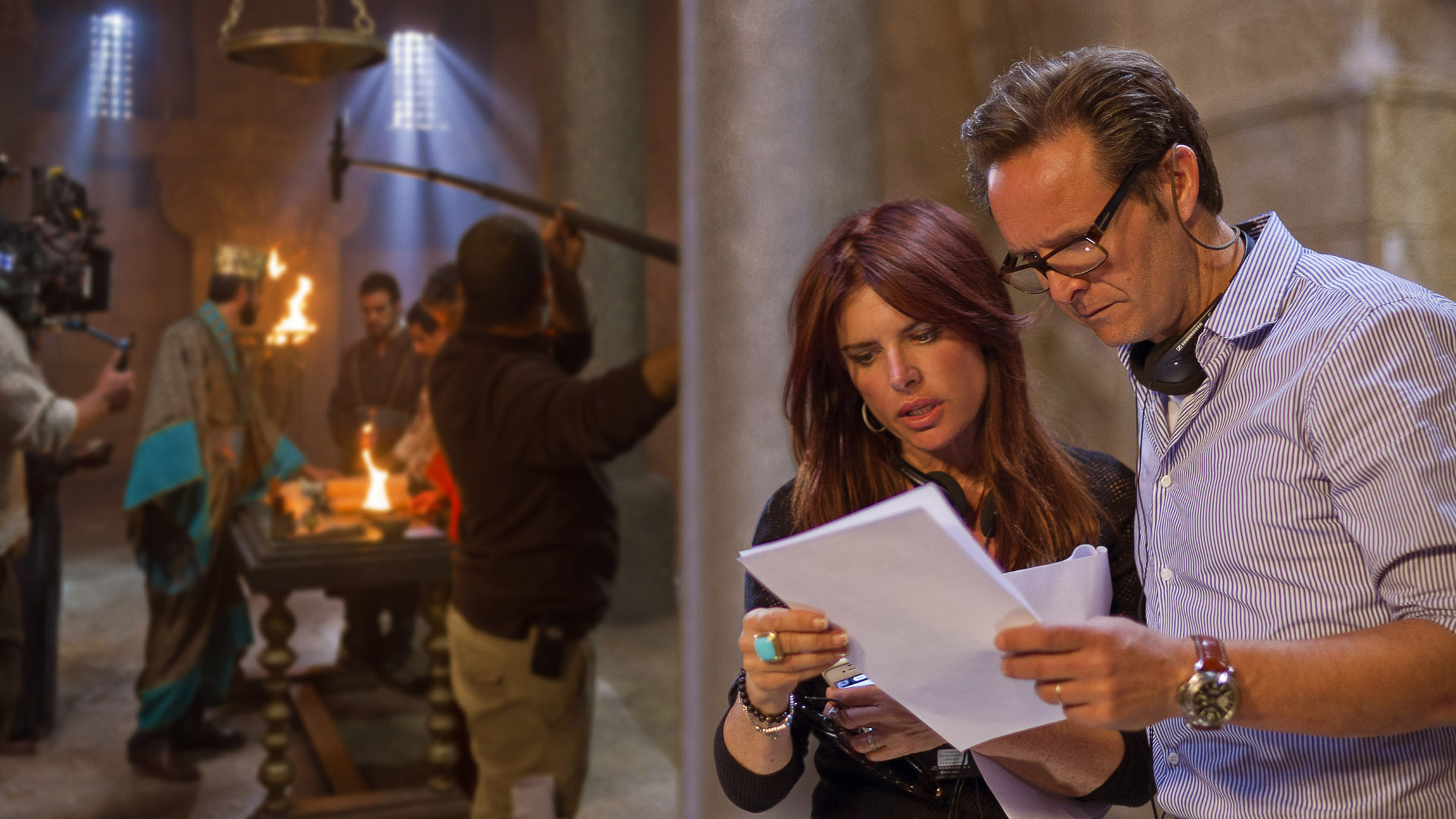 The Bible (TV Mini-Series 2013– ) - Full Cast & Crew - IMDb