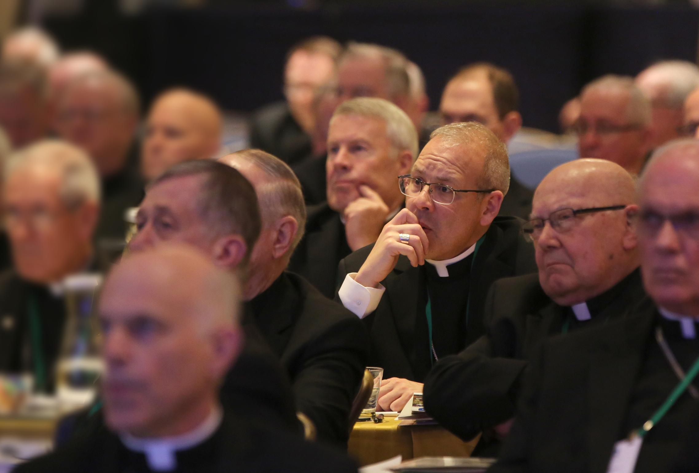 U S  bishops must address the crisis of pastoral courage