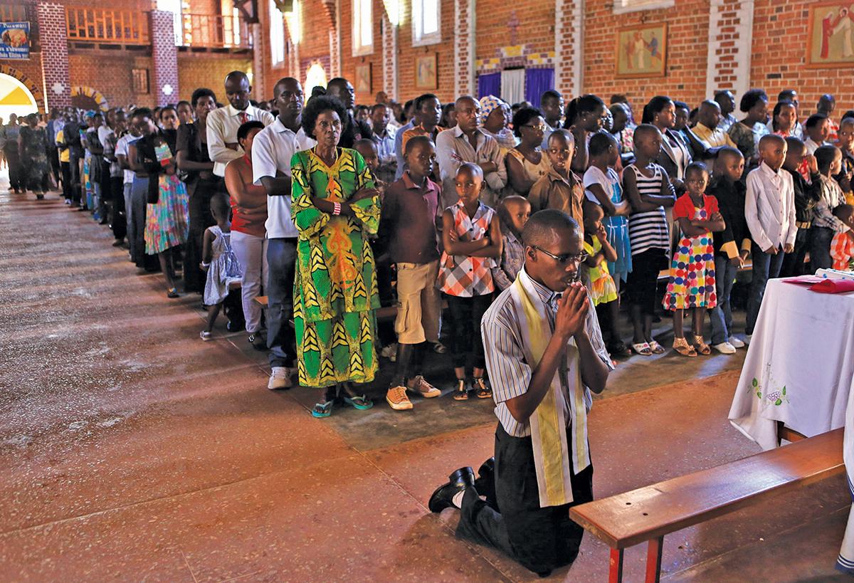 the terrible acts of rwandan genocide essay