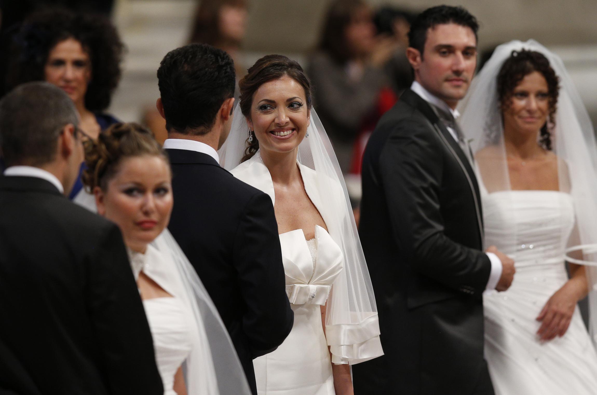 Katie pope wedding