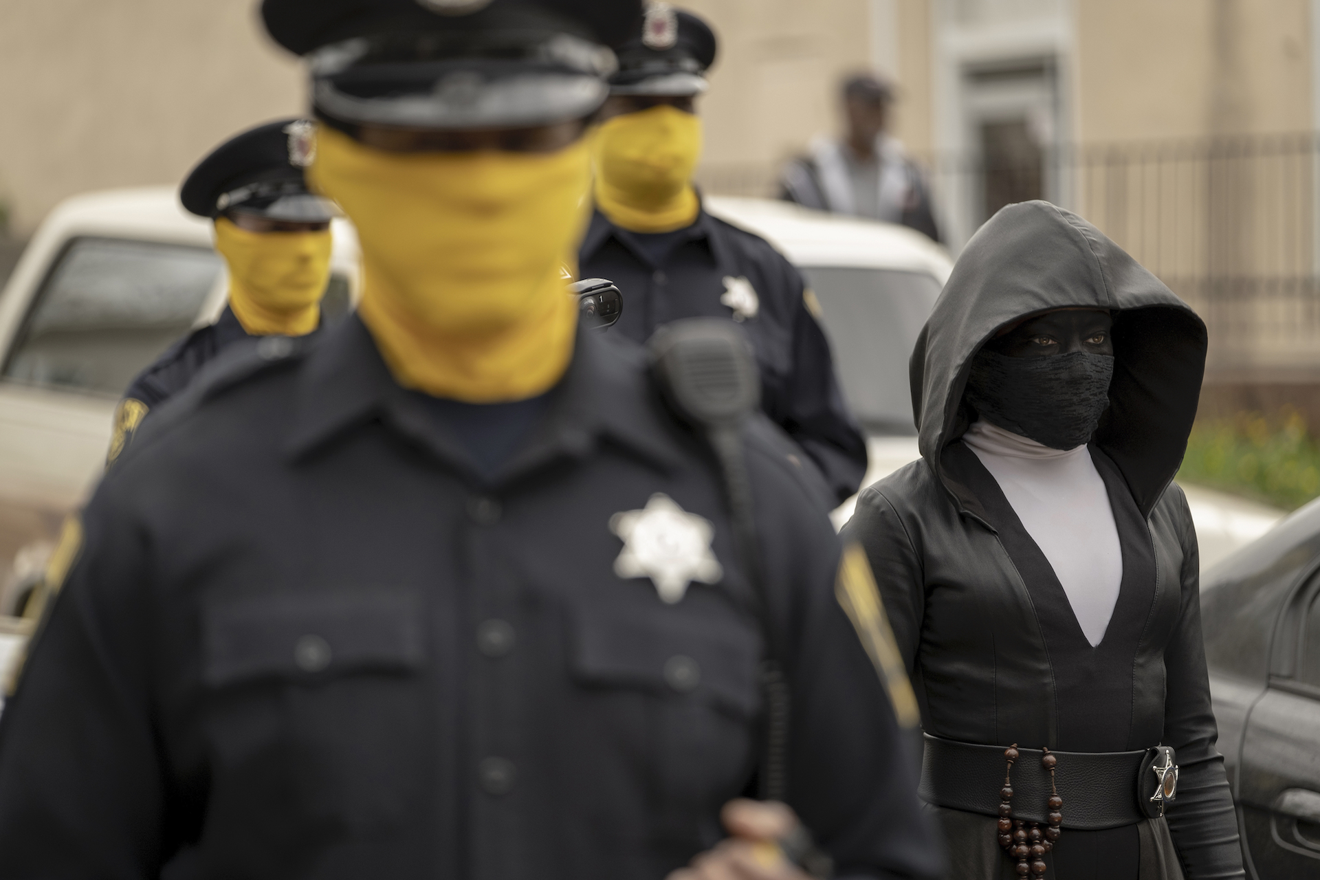 HBO's 'Watchmen' is a searing novel about race in America | America Magazine