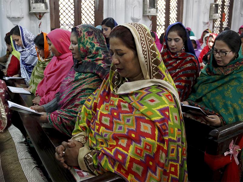Christen In Pakistan