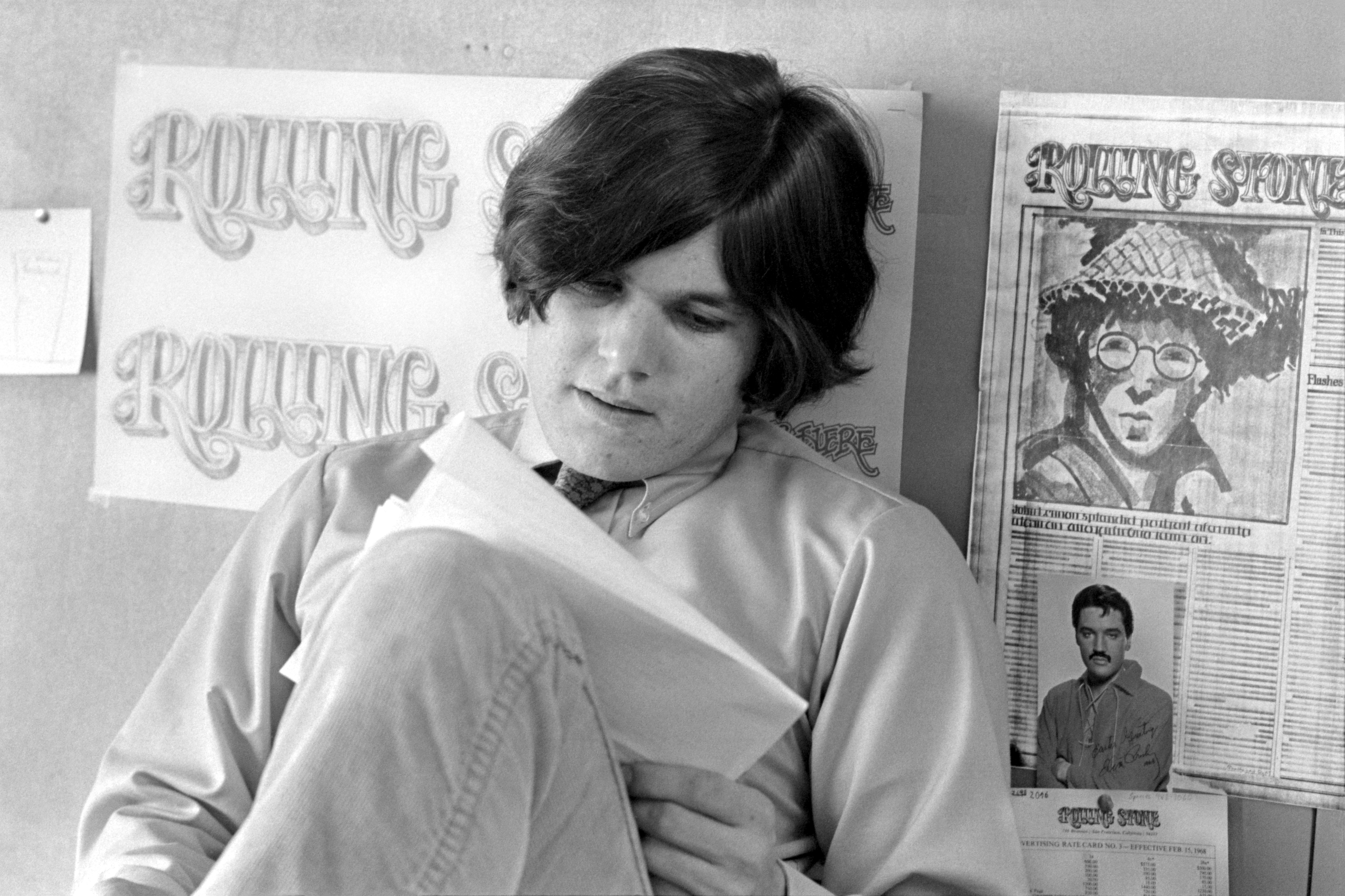 quality design 85d22 93041 Jann Wenner made Rolling Stone in his image. Now he doesn't ...