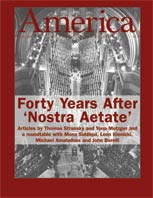 work of nostra aetate catholic and On 50th anniversary of nostra aetate, a glass half full oct 28, 2015 and as the years go by and as catholics and jews work even more closely on issues of mutual.