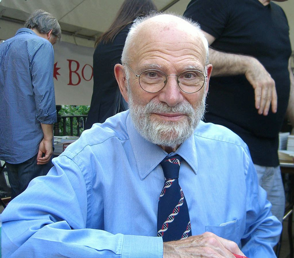 Oliver Sacks at the 2009 Brooklyn Book Festival (Photo via Wikimedia Commons)