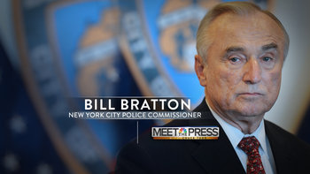 Police Commissioner Bill Bratton has been lauded for achieving good crime stats in New York City.