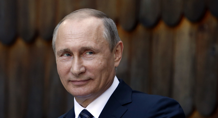 Russian President Vladimir Putin (AP Photo)