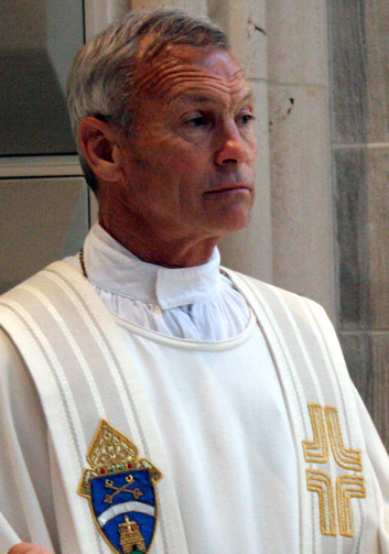 Father William Rowe, pictured in 2005