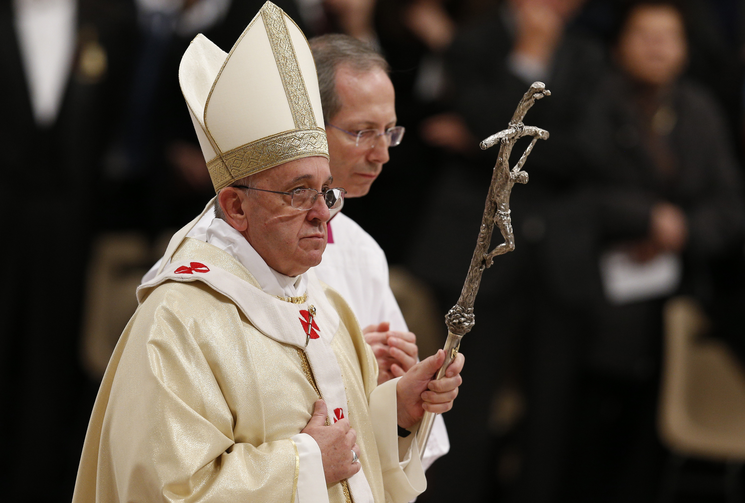 (CNS photo/Paul Haring)