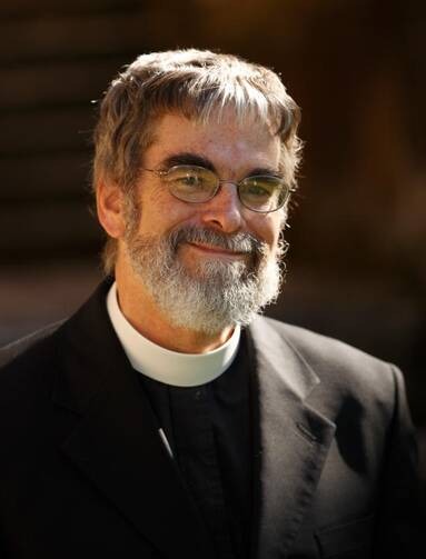 U.S. Jesuit Brother Guy Consolmagno was appointed director of the Vatican Observatory by Pope Francis. Brother Guy is pictured in Rome in this April 7, 2011, file photo. (CNS photo/Paul Haring)