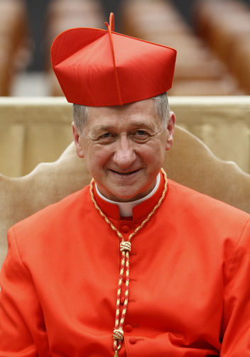 Cardinal Blase Cupich, the archbishop of Chicago