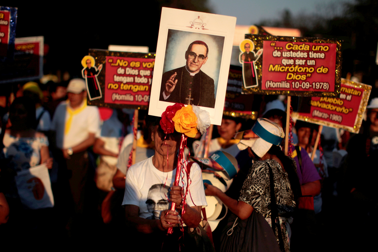 Should Oscar Romero be canonized in Rome or El Salvador?