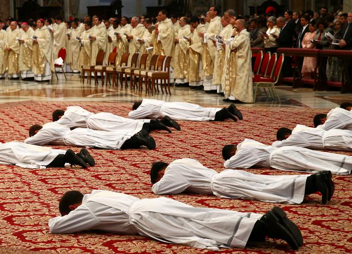 Don't abolish the priesthood. Redeem it.