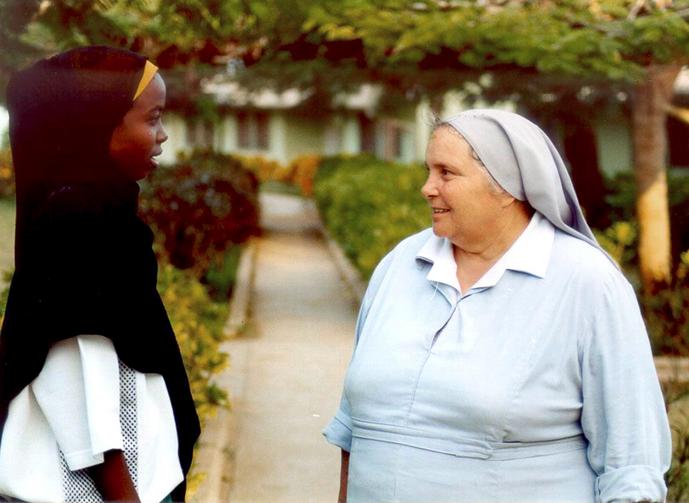 Italian nun murdered in Somalia to be beatified in Italy | America Magazine