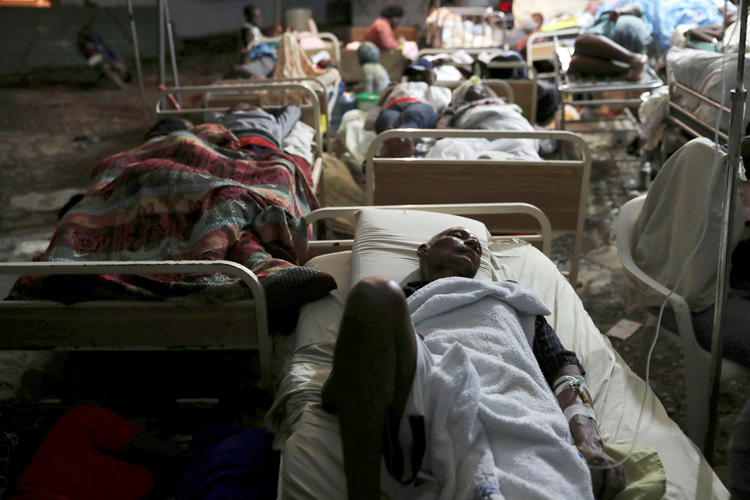 5.9 earthquake rocks northern Haiti