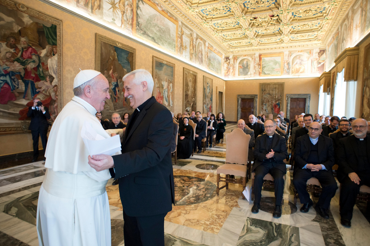 Father Sosa: Attacks against Pope Francis are aimed at influencing the next conclave