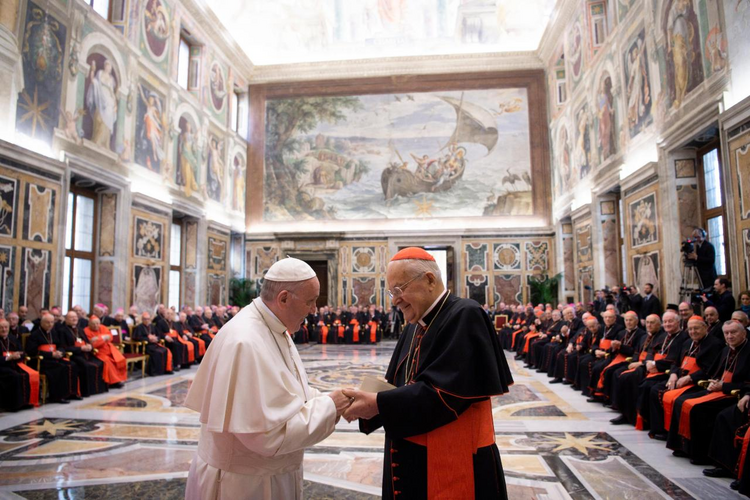 Big changes to the Vatican's Roman Curia are coming