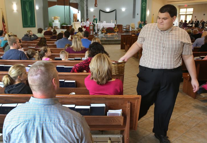 In response to abuse crisis, more Catholics are withholding financial gifts from the Church
