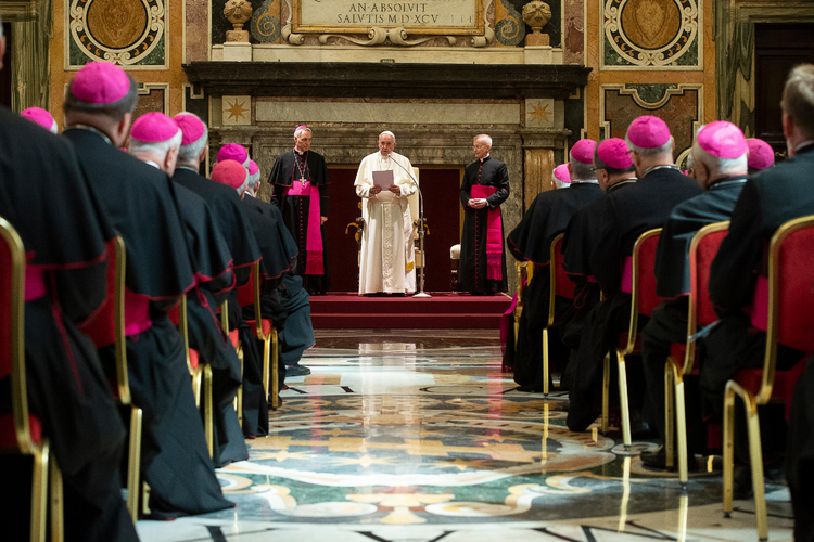 Pope Francis: All priests training to be Holy See diplomats must spend one year in missionary service