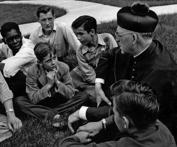 Boys Town founder, Father Flanagan, advances on path to sainthood