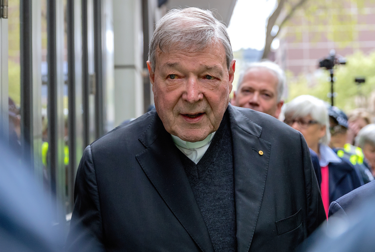 Vatican restates trust in Australia's judiciary as Cardinal Pell set to appeal abuse conviction