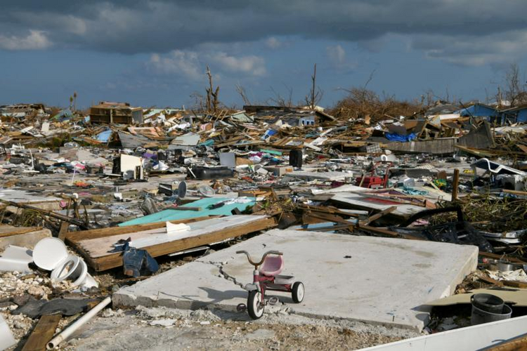 'They have lost absolutely everything,' say volunteers back from Bahamas