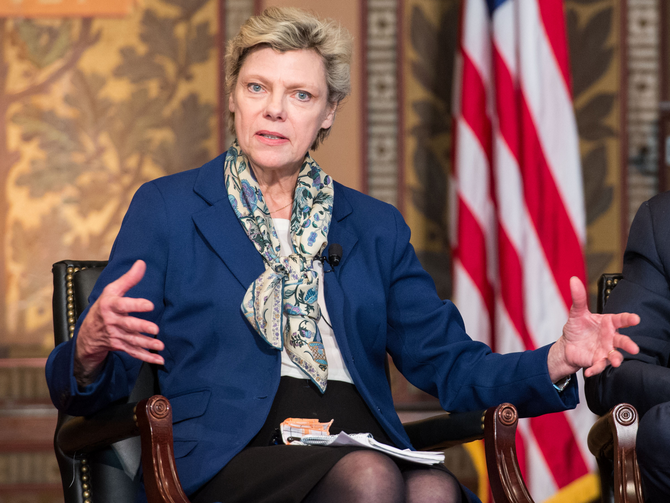 Cokie Roberts remembered as an 'American icon' of journalism at funeral Mass