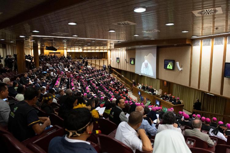 Amazon synod must give hope to indigenous, not hollow words, participant says
