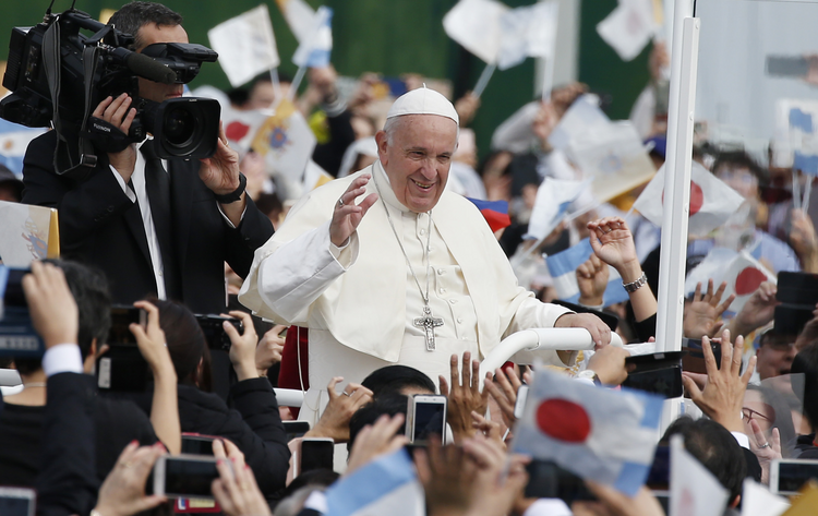 Why Pope Francis' trip to Japan was 'one for the history books'