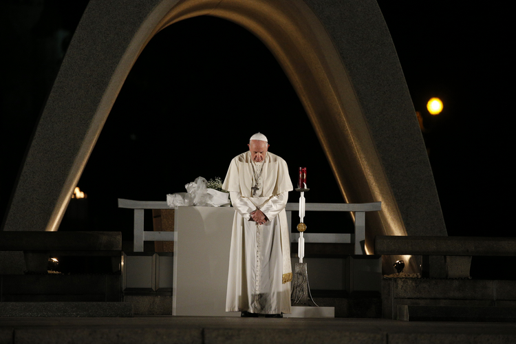 75 years after Hiroshima, how can we work toward Pope Francis' vision of a nuclear-free world?