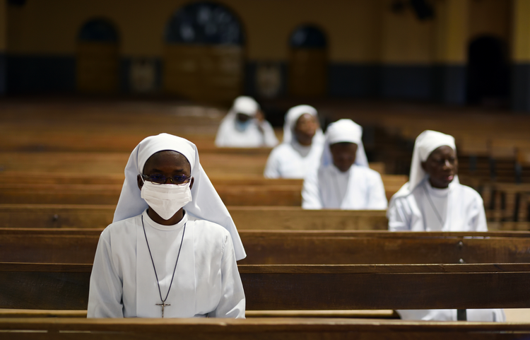 Religious orders have saved the church before—and they can do it today
