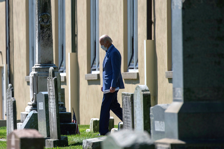 Can a pro-life Catholic vote for Joe Biden? Vatican II has an answer.
