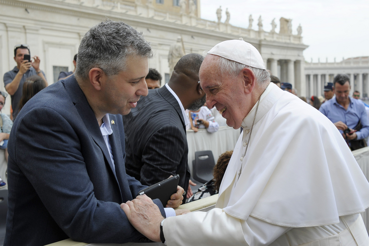 Explainer: What Pope Francis actually said about civil unions—and why it matters