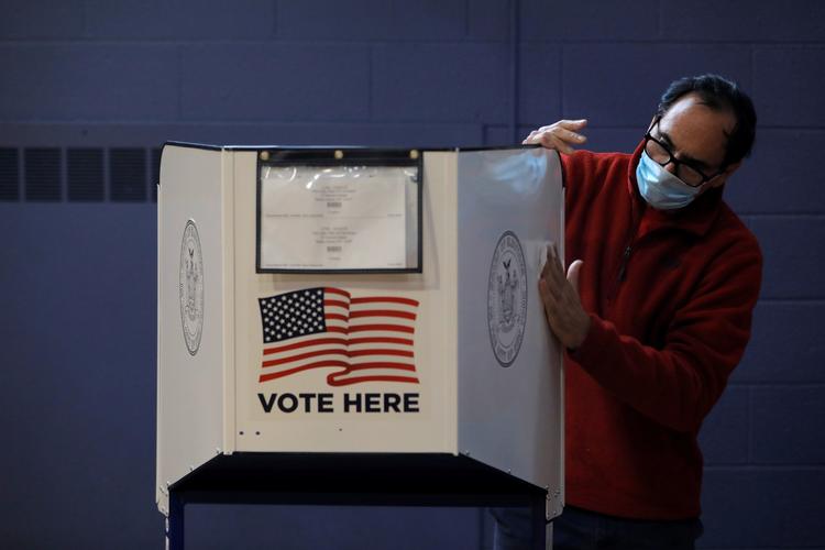 Pray: A Non-Partisan Novena for the 2020 Election
