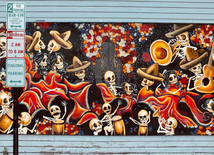 Día de los Muertos is a celebration—even during a pandemic.