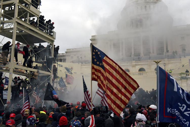 Gedung Kongres US Capitol