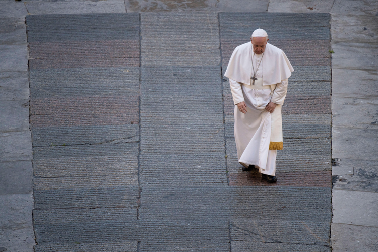 'Francesco' review: New Pope Francis documentary is an intimate look at a globetrotting papacy